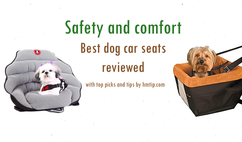 Best dog car booster seats